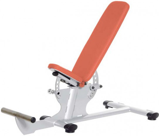 Скамья GYM80 Sygnum Basic Multi Position Bench/Foot Rest 4011