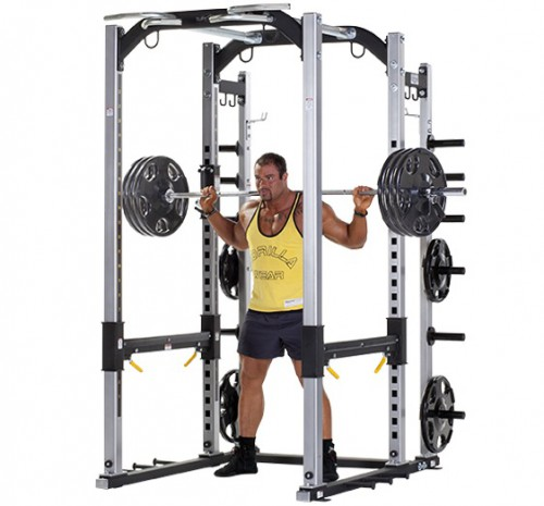 Силовая рама TUFF STUFF PRO-XL Power Rack PXLS-7930