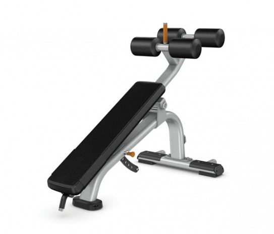 Скамья PRECOR Discovery Adjustable Decline Bench DBR113