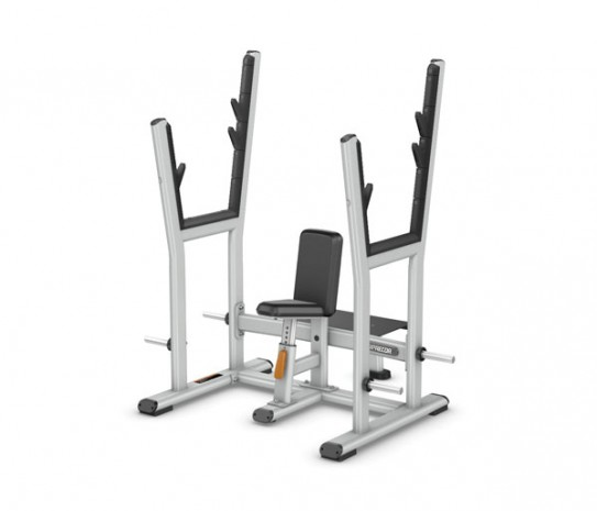 Скамья PRECOR Discovery Olympic Seated Bench DBR507