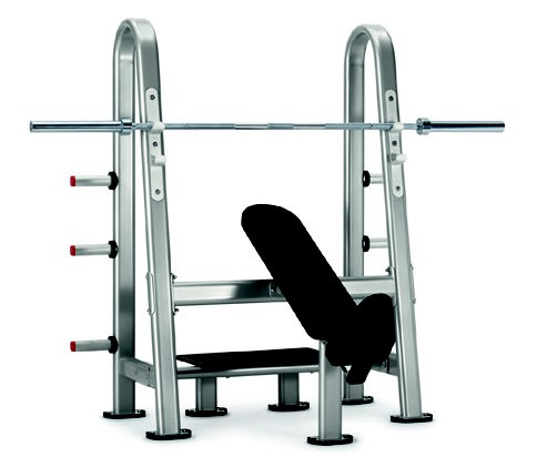 Скамья NAUTILUS Olympic Incline Bench 9NN-B7201