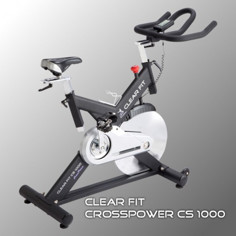 Спин байк CLEAR FIT CrossPower CS 1000