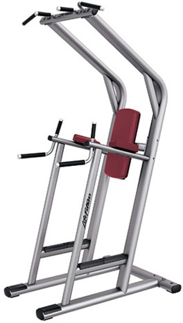 Скамья LIFE FITNESS Signature Bench-Rack Chin/Dip/Leg Raise SCDLR