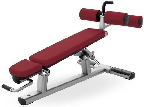 Скамья LIFE FITNESS Signature Bench-Rack Adjustable Decline/Abdominal Bench SADB