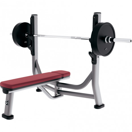 Скамья LIFE FITNESS Signature Bench-Rack Olympic Flat Bench SOFB