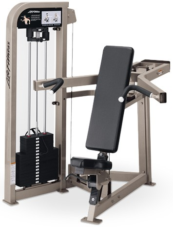 Силовой тренажер LIFE FITNESS Pro2 Shoulder Press