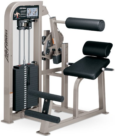 Силовой тренажер LIFE FITNESS Pro2 Back Extension