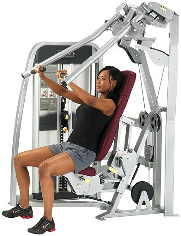 ������� �������� CYBEX Eagle Chest Press 11000
