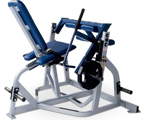 ������� �������� HAMMER STRENGTH Plate-loaded Seated Leg Curl PLSLC
