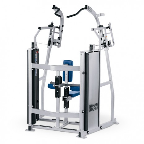 Силовой тренажер HAMMER STRENGTH MTS Iso-Lateral Front Pulldown MTSFP