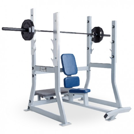 Скамья HAMMER STRENGTH Benches and Racks Olympic Military Bench OMB