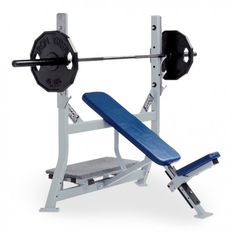 ������ HAMMER STRENGTH Benches and Racks Olympic Incline Bench OIB