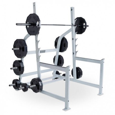 Силовая рама HAMMER STRENGTH Benches and Racks Olympic Squat Rack OSR