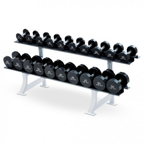 Подставка HAMMER STRENGTH Benches and Racks Dumbbell Rack-Double FW-DR2