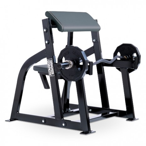 Скамья HAMMER STRENGTH Benches and Racks Seated Arm Curl FWAC
