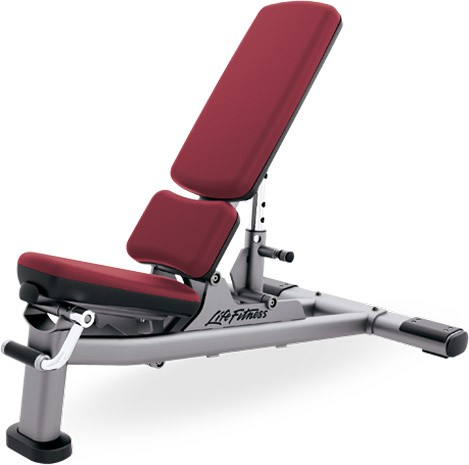 Скамья LIFE FITNESS Signature Bench-Rack Multi-Adjustable Bench SMAB