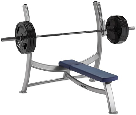 ������ CYBEX OLYMPIC BENCH PRESS 16010