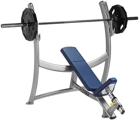 Скамья CYBEX OLYMPIC INCLINE BENCH 16050