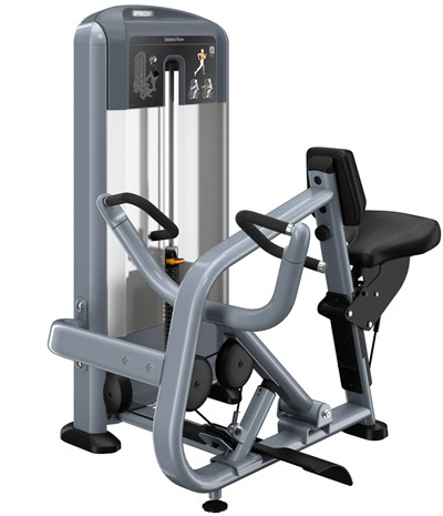 Силовой тренажер PRECOR Discovery Series Selectorised Line Seated Row DSL310