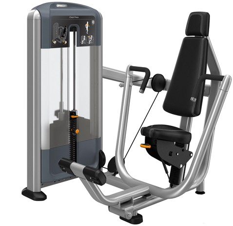 Силовой тренажер PRECOR Discovery Series Selectorised Line Chest Press DSL404