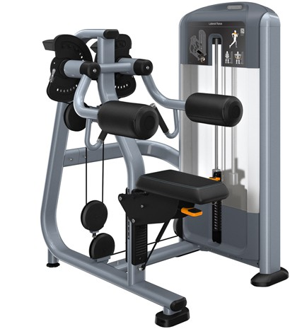 Силовой тренажер PRECOR Discovery Series Selectorised Line Lateral Raise DSL504