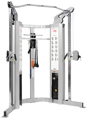 ������������������� �������� HOIST Dual Line Personal Pulley Gym - w/Chin Up Bar and Steel HD-1900