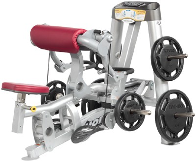 Силовой тренажер HOIST Roc-It Line Plate-Loaded Preacher Curl RPL-5102