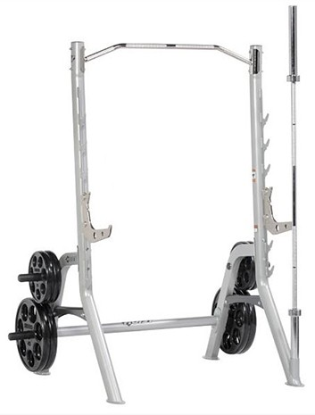 ������� ���� HOIST Home Bench Systems/Freeweight Products Squat Rack HF-4970