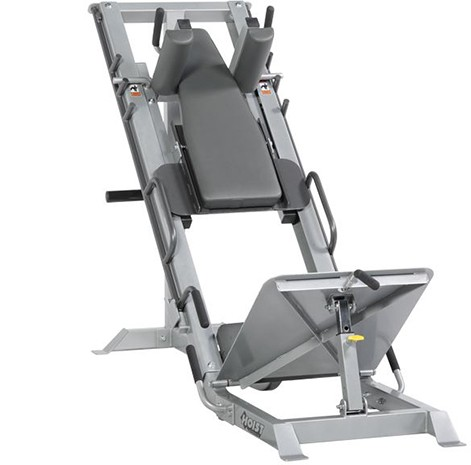 Силовой тренажер HOIST Home Bench Systems/Freeweight Products Leg Press/Hack Combo HF-4357