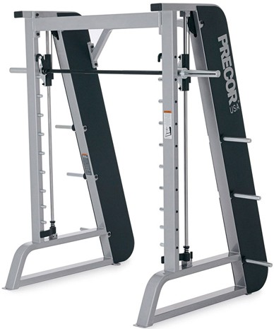 Машина Смита PRECOR/ICARIAN Icarian Plate Loaded Smith Machine CW802