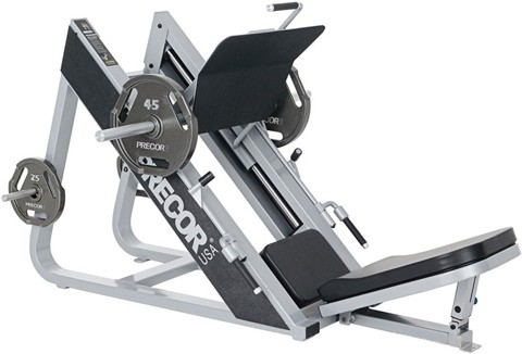 Силовой тренажер PRECOR/ICARIAN Icarian Plate Loaded Angled Leg Press CW601