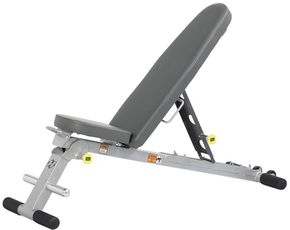 Скамья HOIST Home Bench Systems/Freeweight Products Folding Five Position Bench HF-4145