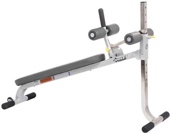 Скамья HOIST Home Bench Systems/Freeweight Products Folding Ab Board HF-4261