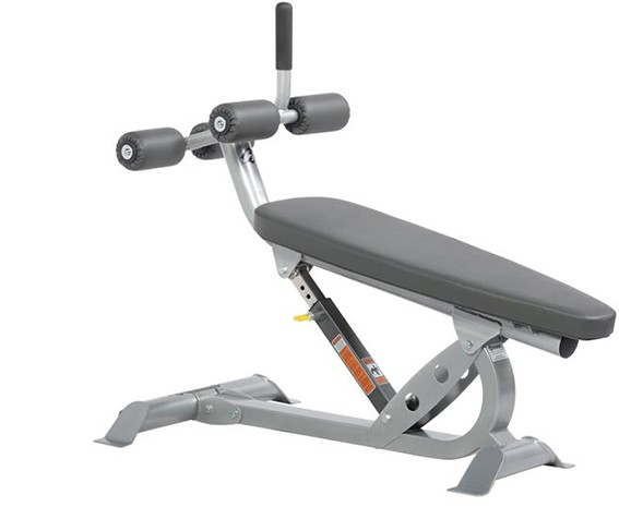 Скамья HOIST Home Bench Systems/Freeweight Products Adjustable Ab Bench HF-4264