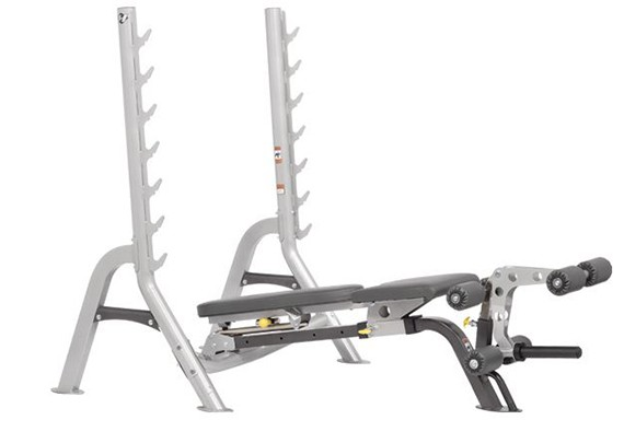 Скамья HOIST Home Bench Systems/Freeweight Products Folding Oly Bench HF-4170