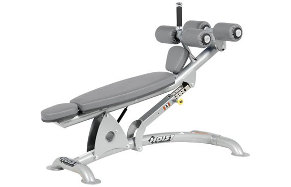 Скамья HOIST Commercial Freeweight Line Ab Bench CF-3264
