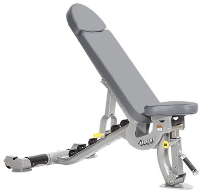 Скамья HOIST Commercial Freeweight Line Flat/Incline Bench CF-3160