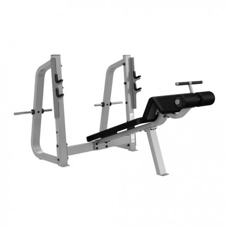 Скамья PRECOR/ICARIAN Icarian Benches - Racks Olympic Decline Bench CW411