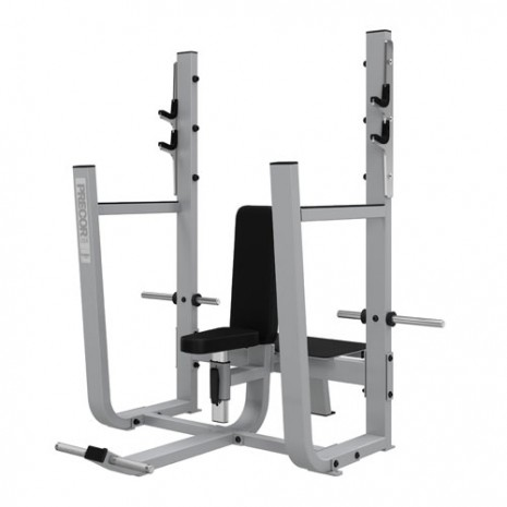 Скамья PRECOR/ICARIAN Icarian Benches - Racks Olympic Seated Bench CW507
