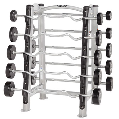Подставка HOIST Commercial Freeweight Line Bar Rack CF-3465