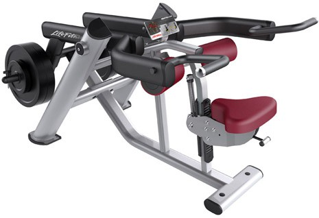 ������� �������� LIFE FITNESS Signature Plate-Loaded Seated Dip