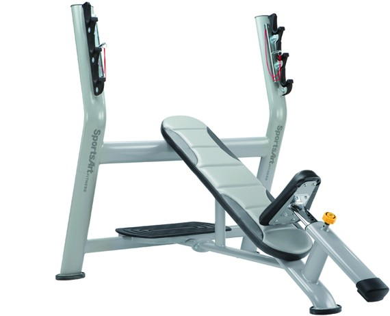 ������ SPORTSART FITNESS Bench Series A998