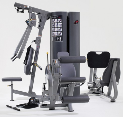 Мультистанция PARAMOUNT FITNESS MP Series MP35