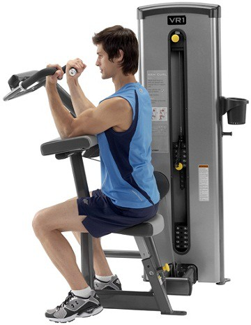 ������� �������� CYBEX VR1 Arm Curl � Traditional 13075