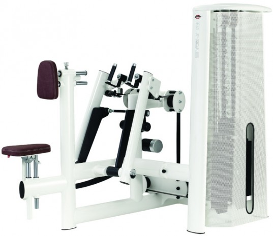 Силовой тренажер GYM80 Sygnum Dual Seated Rowing Machine 3045