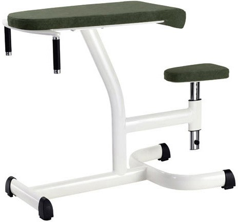 Скамья GYM80 Sygnum Medical Glutaeus Bank with Lower Leg Support 3234