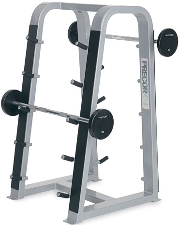 Подставка PRECOR/ICARIAN Icarian Benches - Racks Barbell Rack – 10 Bars CW808