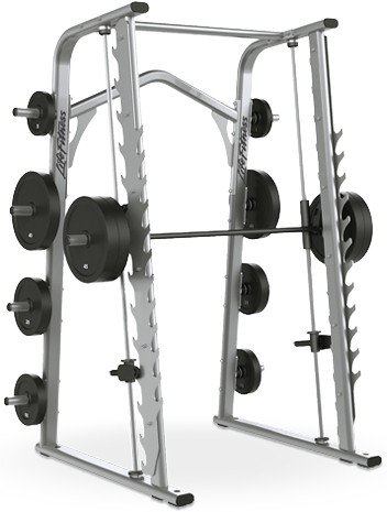 Машина Смита LIFE FITNESS Optima series Smith Machine OSSM