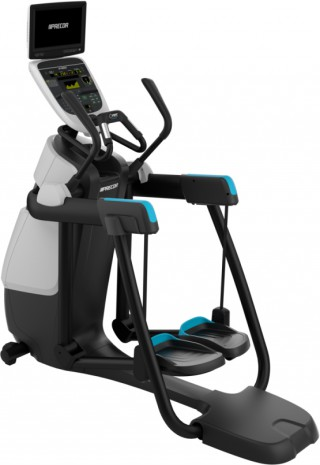 Эллиптический тренажер PRECOR Experience Series 830 Line Open Stride AMT 835