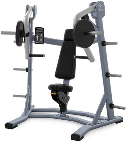 Силовой тренажер PRECOR Discovery Series Plate Loaded Line Chest Press 540